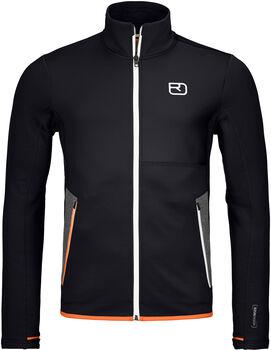 ORTOVOX  Fleece Jacket MHr. Fleecejacke Herren schwarz