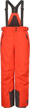 killtec Kn. Skiträgerhose orange