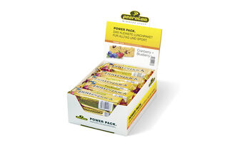 Peeroton Power Pack Riegel Cranberry 70g