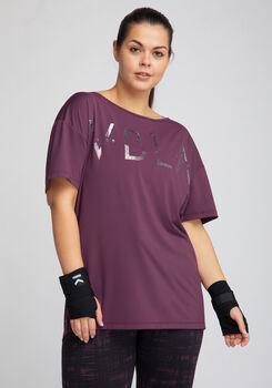VENICE BEACH Cury Fit Tiana T-Shirt Damen rot