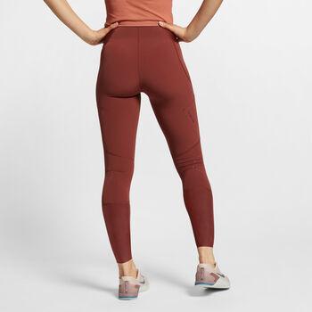 Nike Tech Pack Tights Damen braun