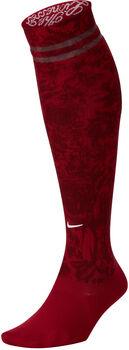 Nike England Fußballstutzen Damen rot