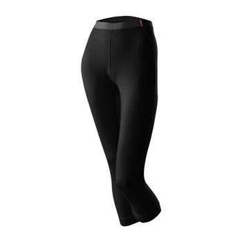 LÖFFLER Transtex® WARM 3/4 Unterhose  Damen schwarz