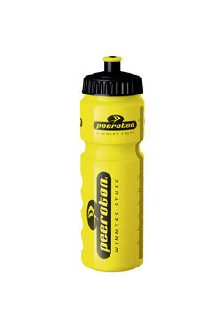 Peeroton Profi Trinkflasche soft touch gelb