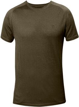 Fjällräven Abisko Trail T-Shirt Herren grün