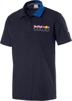 Puma RBR Logo Polo Herren blau