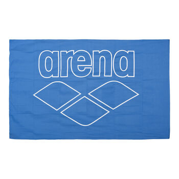 Arena Pool Smart Towel blau