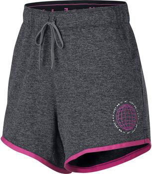 Nike Dri-FIT Shorts Damen schwarz