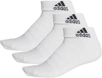 adidas Cushioned Ankle 3er-Pack Socken weiß