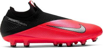 Nike Phantom VSN 2 Elite DF AG Pro Fußballschuhe Herren rot
