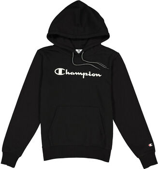 Champion Hoodie Damen schwarz