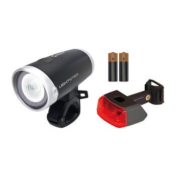 Sigma Lighster/Cubereder II Beleuchtungsset cremefarben
