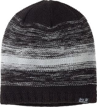 Jack Wolfskin Colorfloat Mütze schwarz