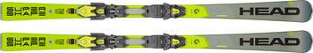 Head Supershape i.Speed SW Ski ohne Bindung grau
