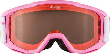ALPINA Piney Skibrille pink