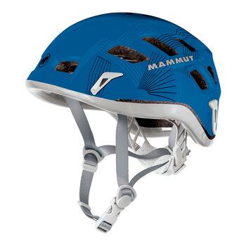 MAMMUT Rock Rider In-Mold Kletterhelm blau