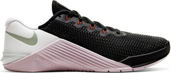 Nike Metcon 5 Fitnessschuhe Damen schwarz