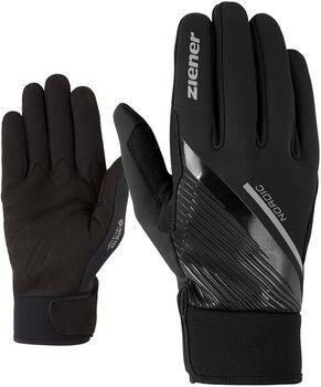 Ziener Ulando GORETEX INF Handschuhe schwarz