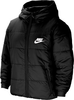 Nike Sportswear Kapuzenjacke Damen schwarz