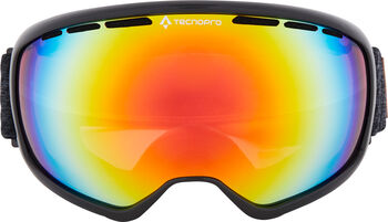 TECNOPRO Ten-Nine Revo Skibrille schwarz