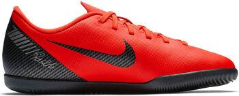 Nike Mercurial X Vapor XII Hallenfußballschuhe Jungen orange