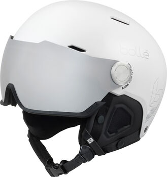Bollé Might Visor Skihelm weiß