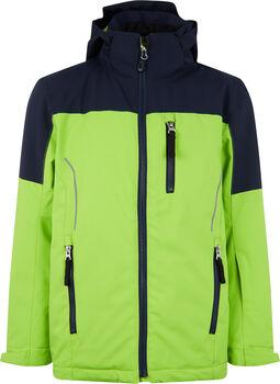 McKINLEY Cavan II Skijacke Jungen grün
