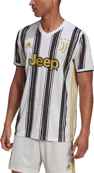 adidas Juventus Turin 20/21 Heimtrikot Herren weiß