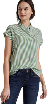 TOM TAILOR Short Sleeve Damen grün