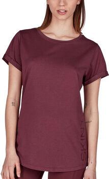 Skiny Yoga&Relax Trend T-Shirt Damen rot