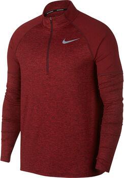 Nike Element Half Zip 2.0 Langarmshirt Herren rot