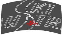 SKI AUSTRIA Classic. Stirnband  Modal Cap9