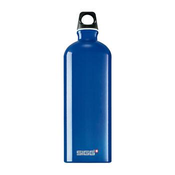 Sigg Traveller Aluflasche blau