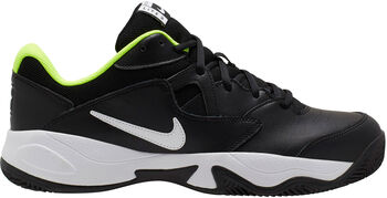 Nike Court Lite 2 CLY Tennisschuhe Herren schwarz