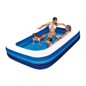 Bestway Family Pool blau