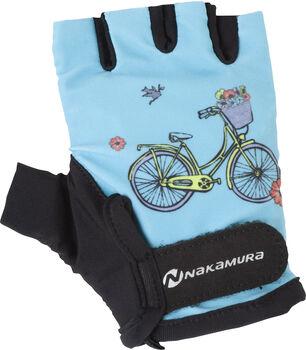 NAKAMURA Dolo Fahrradhandschuhe blau