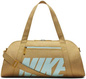 Nike W Gym Club Sporttasche Damen gelb