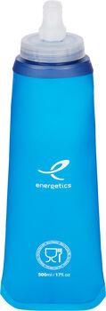ENERGETICS Soft Flask Trinkflasche blau