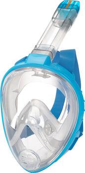 TECNOPRO M9 Fullface Schnorchelmaske blau