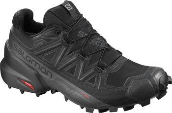 Salomon Speedcross 5 Traillaufschuhe Damen schwarz
