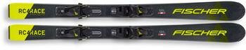 Fischer RC4 Race Ski ohne Bindung schwarz