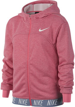 Nike G Nk Dry Hoodie Fz Kapuzenjacke pink