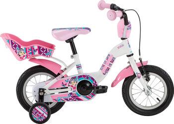 "GENESIS Princessa 12 Fahrrad 12"" weiß"