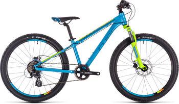 """CUBE Acid 240 Disc Mountainbike 24"""" blau"""