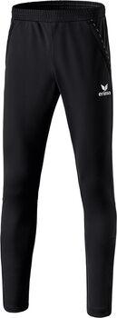 erima Workerhose Trainingshose mit Wadeneinsatz schwarz