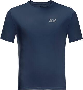 Jack Wolfskin Tech T-Shirt Herren blau