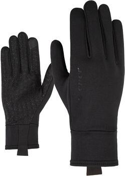 Ziener Isanto Touch Multifunktionshandschuhe schwarz