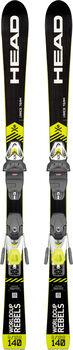 Head Worldcup i.Race Team SLR Pro Ski ohne Bindung schwarz