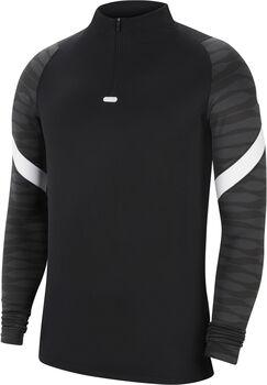 Nike Dri-Fit Strike Langarmshirt Herren schwarz