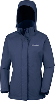 Columbia Timothy Lake Wanderjacke Damen blau